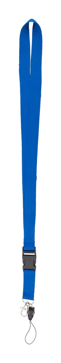 Lanyard Duble - Modrá