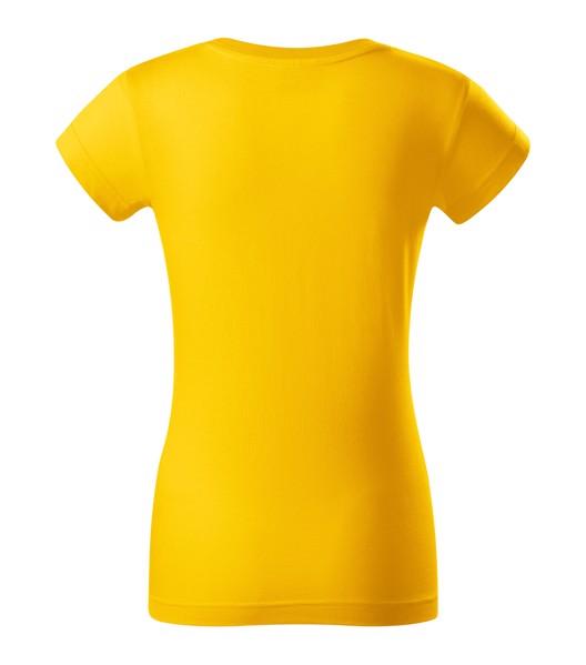 Tričko dámské Rimeck Resist heavy - Žlutá / L