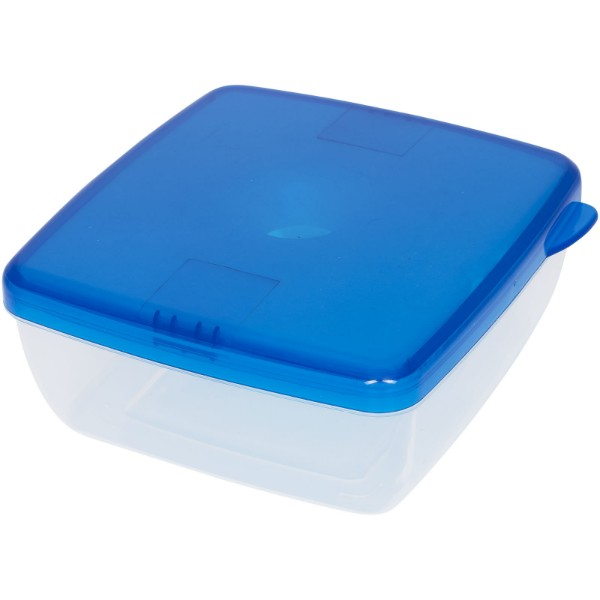 Glace lunch box with ice pad - Blue