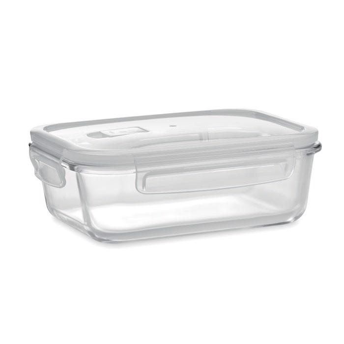 Fiambrera de vidrio 900 ml. Praga Lunchbox