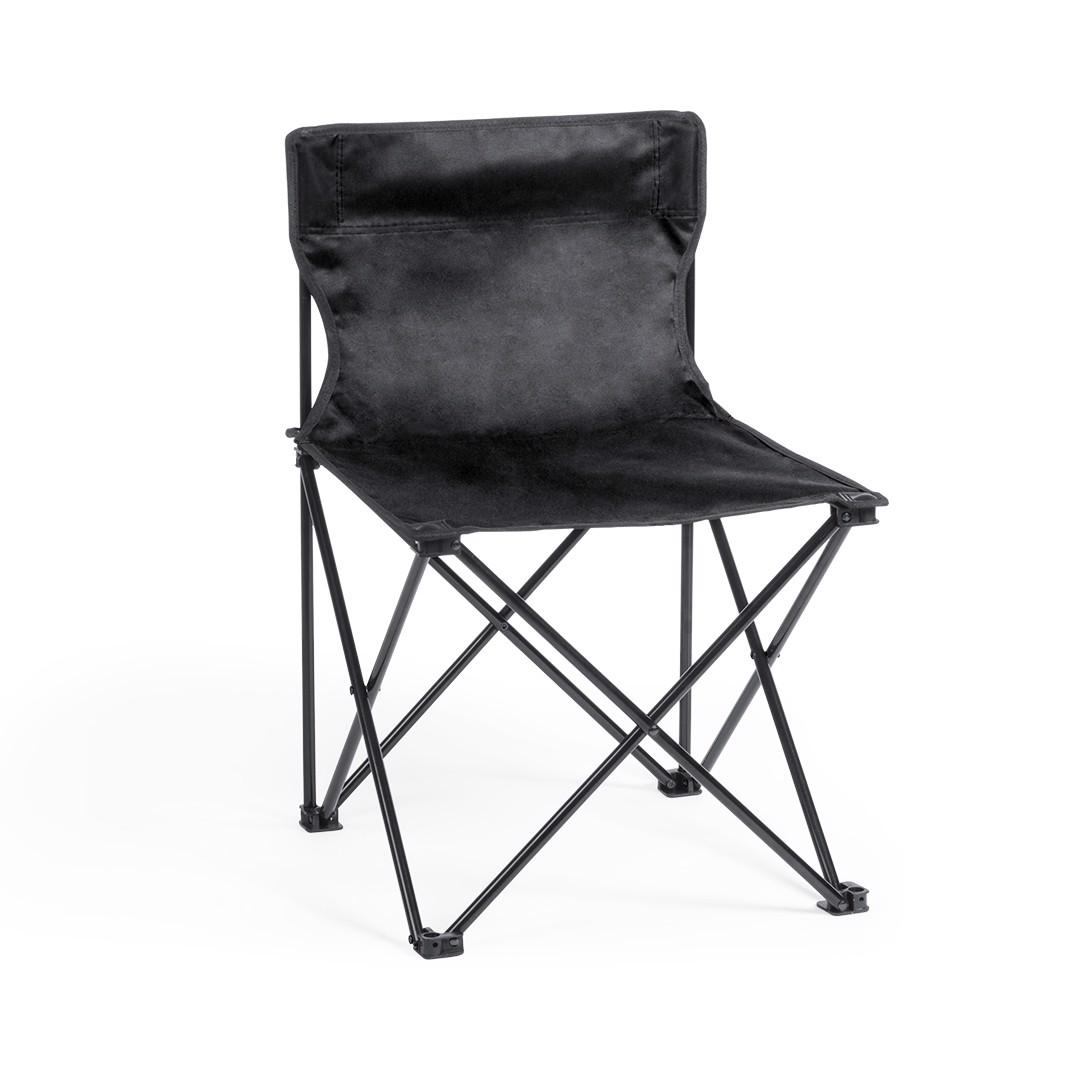 Cadeira Flentul - Preto