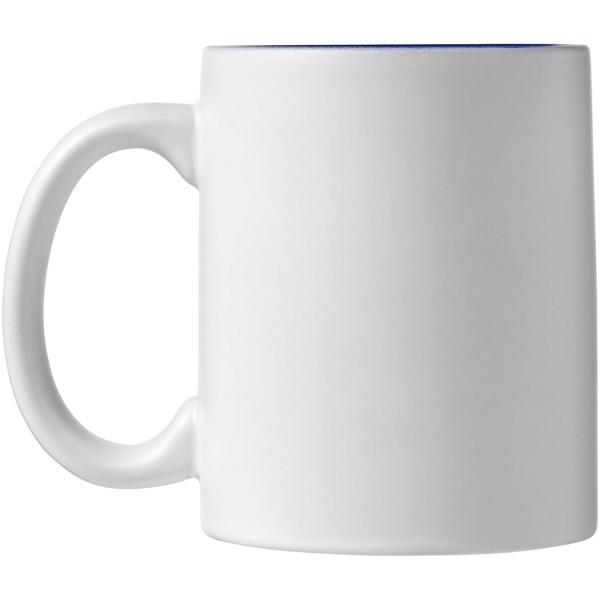 Taika 360 ml ceramic mug - Blue