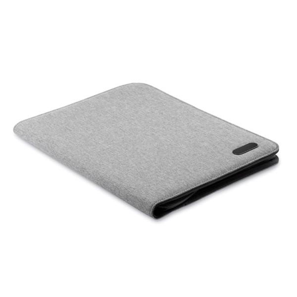 Teczka A4 Notes Folder - szary