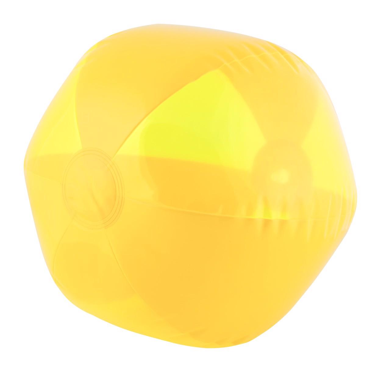 Plážový Míč (Ø26 Cm) Navagio - Žlutá