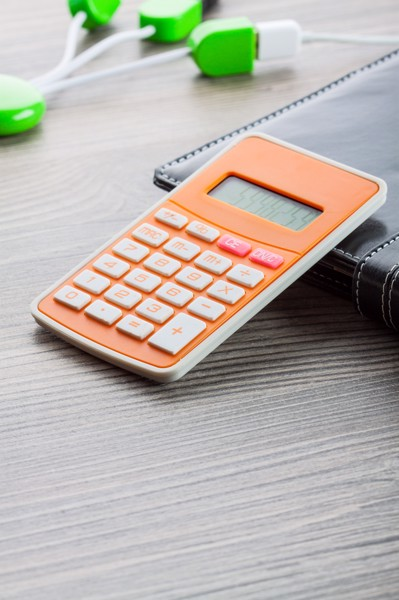 Kalkulačka Result - Oranžová