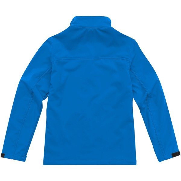 Maxson softshell jacket - Blue / XXL