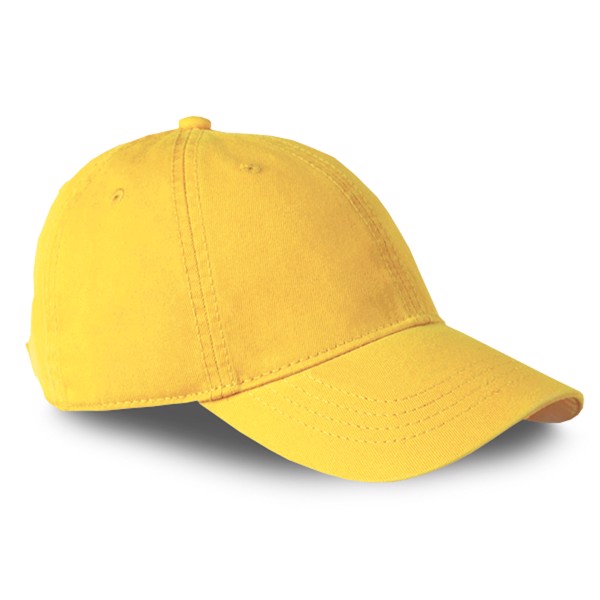 HEDER. Cap - Κίτρινο