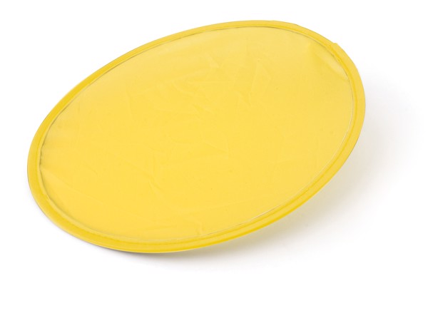 JURUA. Πτυσσόμενος ιπτάμενος δίσκος - Κίτρινο